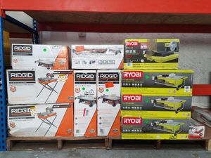 Tile saws & Tile cutters for Sale in Orlando, FL