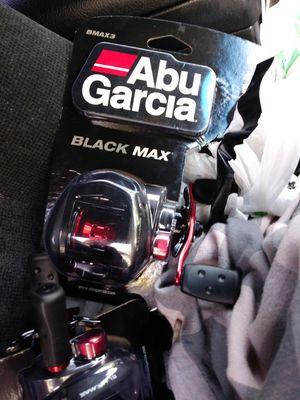 Abu Garcia BLACK MAZ fishing reels for Sale in South Bend, IN