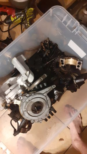 Chevy sb 350 lt1 style parts. Have a limited slip out of a 96 impala ss and other parts for Sale in Decatur, GA