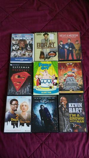 Random DVD lot (take all for $10) for Sale in San Jose, CA