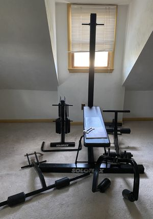 Soloflex Complete Home Gym for Sale in Woodbury, NJ
