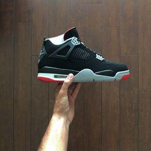 Nike Air Jordan 4 Bred Brand New Size 9.5! for Sale in Plantation, FL
