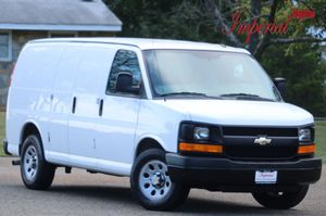 We have many vans in stock! 2013 Chevy express 1500 for Sale in Fairfax, VA