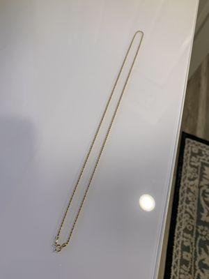Brend new gold chain for Sale in Spokane, WA