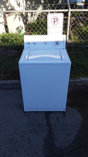 Kenmore super capacity Plus top load washer working well for Sale in Orlando, FL