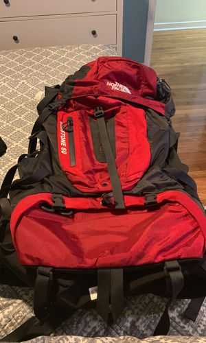 The North Face Crestone 60 Optifit Backpack for Sale in San Antonio, TX