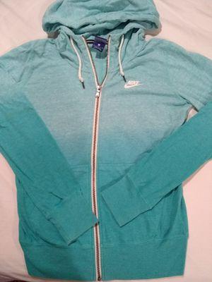Nike Womens Vintage Style Hoodie Zip Front Jacket for Sale in Round Rock, TX
