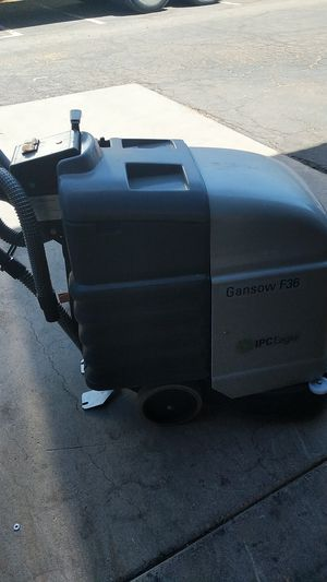 "Gansow F36 IPC Eagle 20"" ICP Walk Behind Floor Scrubber for Sale in Mesa, AZ"