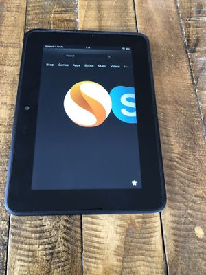 """Kindle Fire HD 7"""" Tablet for Sale in Chicago, IL"""