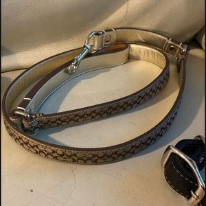 Coach Large Dog Leash for Sale in Houston, TX