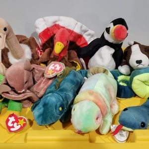 Ty Beanie Babies 1997 Set Of 9 for Sale in Cerritos, CA