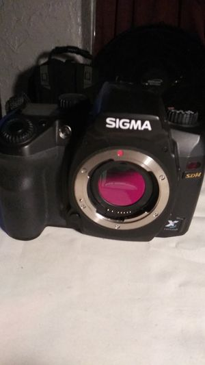 Sigma Digital Camera SD14 for Sale in Long Beach, CA