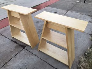 Wooden Shelves for Sale in San Diego, CA