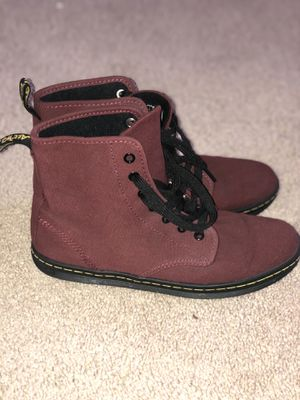 Dr. Martens Boots-Size 8 for Sale in Yelm, WA