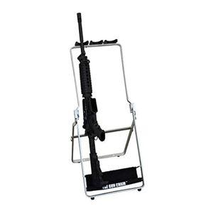Winchester 3 Gun Portable Rifle/Shotgun Rack Winchester The gun chair for Sale in Monroe, WA