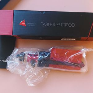 New Portable table top mini tripod with ballhead for cameras for Sale in Manassas, VA