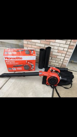 Gas blower /vacuum(working) for Sale in Darien, IL