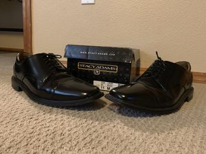 Shoes Stacy Adams Dress Shoes Size:11 for Sale in Vancouver, WA