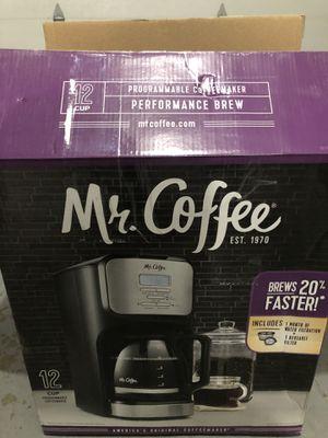 Mr. Coffee Coffee Maker for Sale in Kent, WA