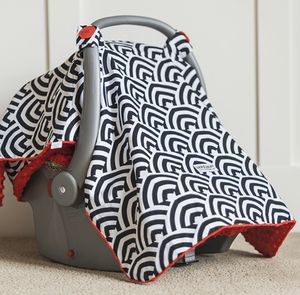 Carseat Cover Unisex Minky NEW $50 for Sale in Charleston, SC