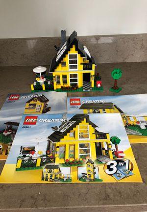 LEGO Creator Beach House set 4996 for Sale in Oswego, IL