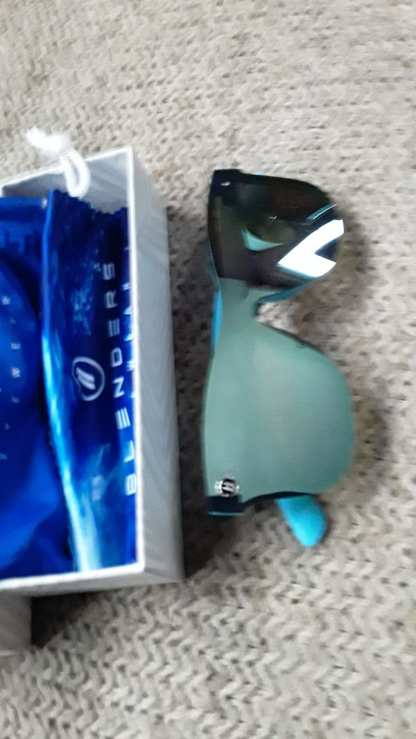 Blenders Brand Blue Phoenix sunglasses brand new w box n 2 wipes $30 obo PAWTUCKET ri