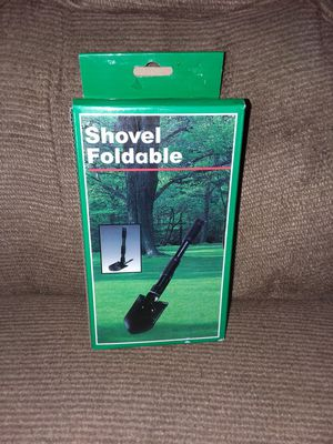 Foldable Shovel for Sale in Wade, ME