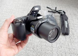 Nikon Coolpix Digital Camera.Black. Like NEW.20 mp. 28x, HD video. - $99 for Sale in South Saint Paul, MN