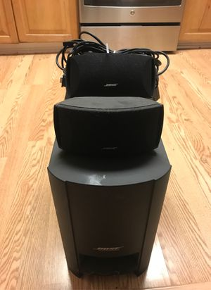 Bose CineMate Series II Digital Home Theater Speaker System for Sale in Castro Valley, CA