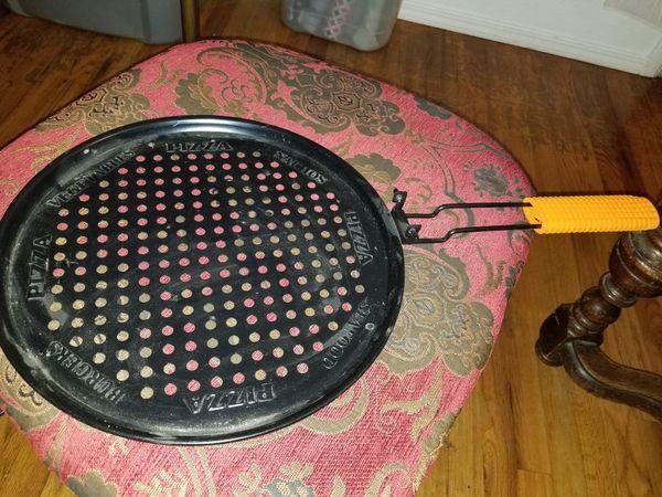 Brand new pizza Bbq grill