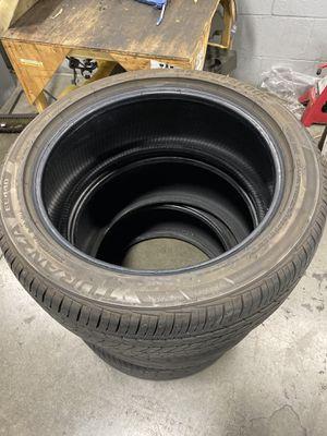 Bridgestone turanza 235-45-18 for Sale in San Leandro, CA