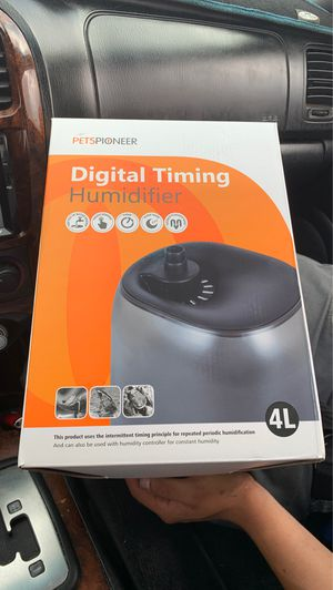 Digital timing humidifier for Sale in Fontana, CA