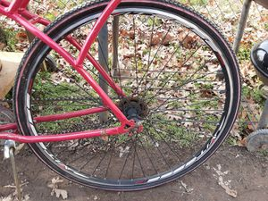 Vitesse Bicycle Wheel Rim and Tire 700 Aluminum Rear Wheel for Sale in Washington, DC