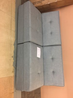 Brand new sofa futon with storage for Sale in Tampa, FL