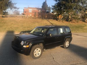 2010 Jeep Patriot Sport for Sale in Pittsburgh, PA