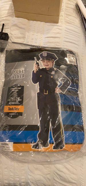 Police custom for boys for Sale in Rancho Santa Margarita, CA