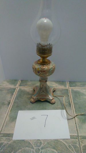 Exceptional vintage lamp for Sale in Arnold, MO