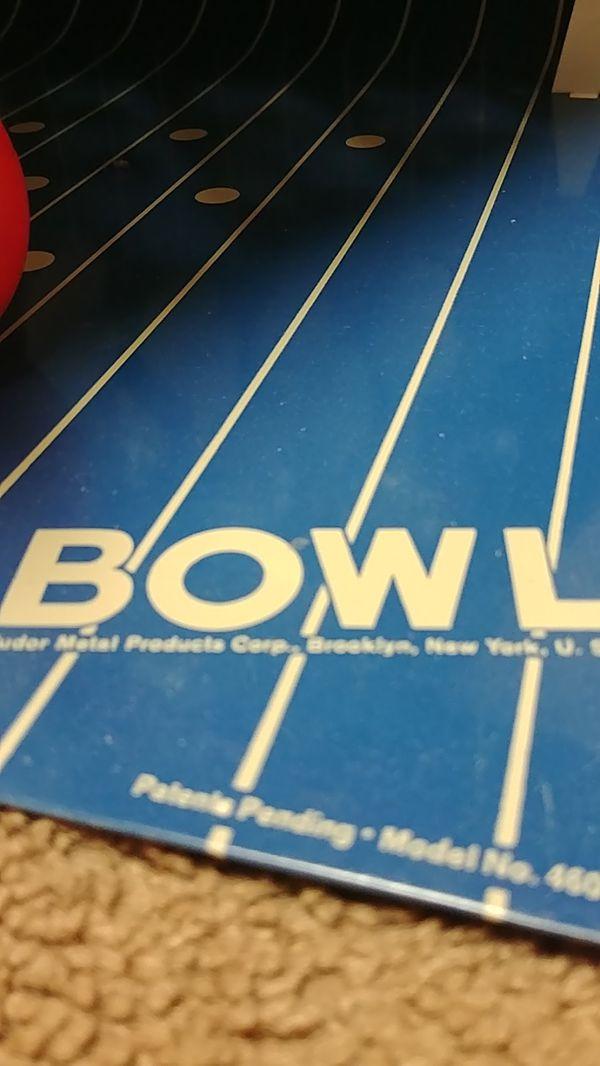 Retro Tudor Bowl Game
