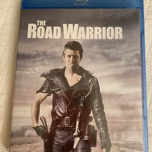 The road warrior blue ray dvd new in plastic. for Sale in Fife, WA
