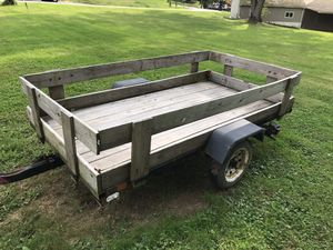 4 x 8 utility trailer for Sale in Industry, PA