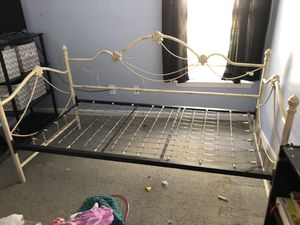 Twin day bed frame. for Sale in High Point, NC