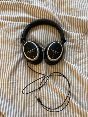 Audio-Technica Noise Cancelling Headphones for Sale in Portland, OR