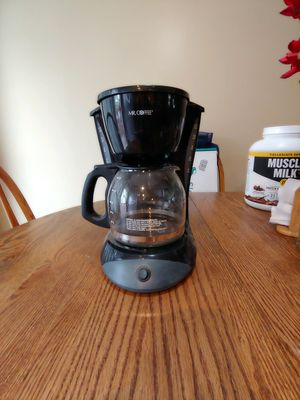 Mr coffee coffee maker for Sale in Schaumburg, IL