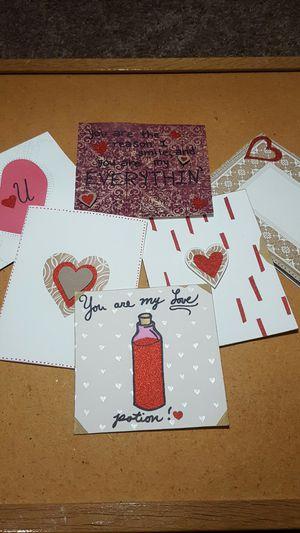 Handmade cards $3 ea. for Sale in Saint Robert, MO