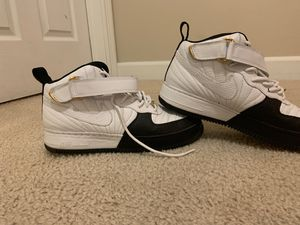 Air Force mids/Jordan collab for Sale in Pickerington, OH