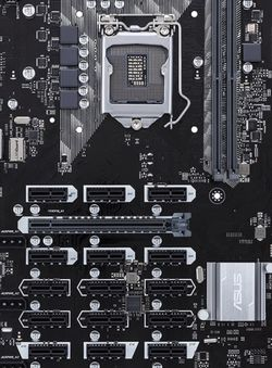 Asus B250 Mining Expert 19x gpu for Sale in Columbia,  MD