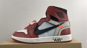 OFF-WHITE x Air Jordan 1 Retro High OG 'Chicago' for Sale in Los Angeles, CA