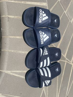 Men's Adidas Sandals size 9 for Sale in Pomona, CA