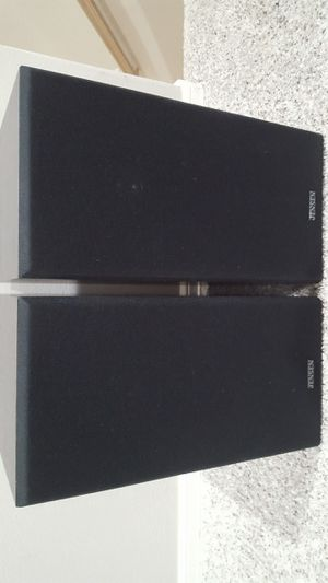 JENSEN JHS-63 *MINT* 3-WAY LARGE BOOKSHELF SPEAKERS 100-WATTS 8-OHMS for Sale in Bothell, WA
