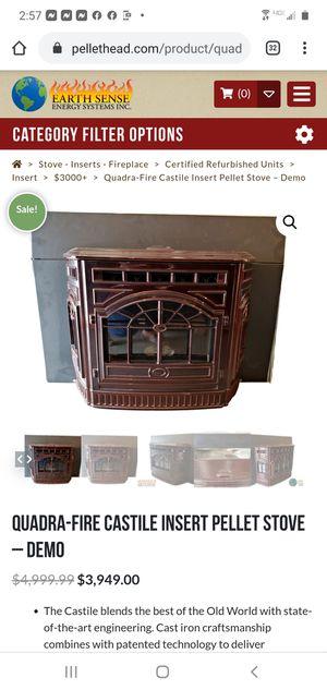Quadra Fire Castile Insert Pallet stove for Sale in Pasco, WA